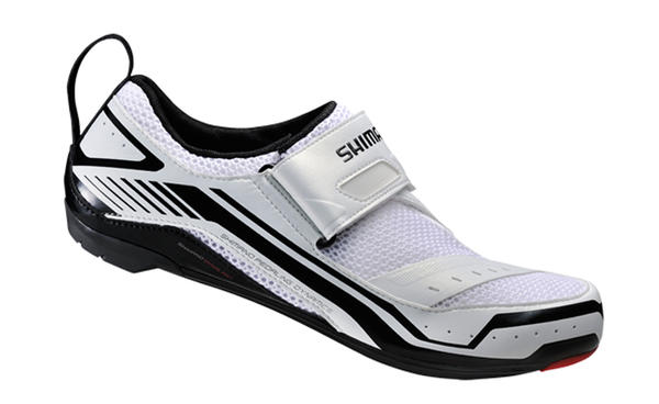 Shimano SH-TR32 Shoes Color: White/Black