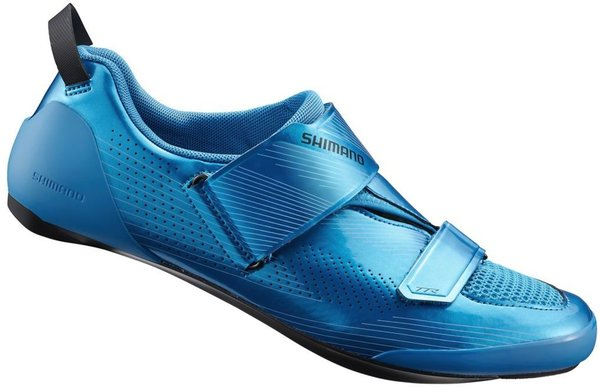 Shimano TR9 Shoes Color: Blue