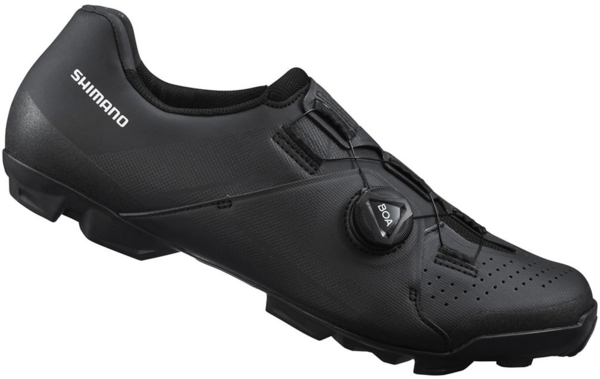 Shimano SH-XC300 Shoes Wide Color: Black