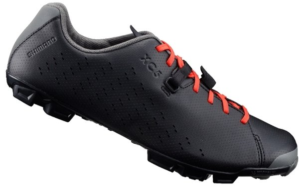 Shimano SH-XC5 Shoes Color: Black