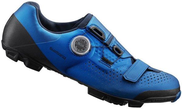 Shimano XC5 Shoes Color: Blue