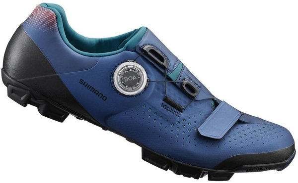 Shimano XC5 Shoe - Women's Color: Navy