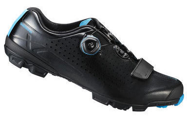 Shimano SH-XC7 Shoes Color: Black