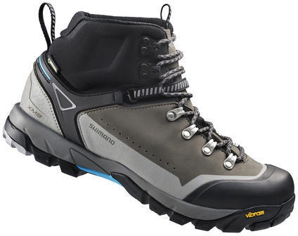 Shimano SH-XM9 Shoes Color: Grey