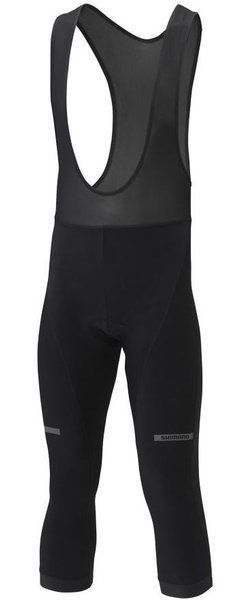 Shimano 3/4 Winter Bib Tights