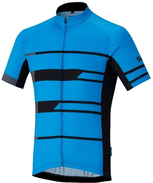Shimano Shimano Team Jersey Color: Blue