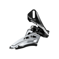 Shimano SLX Side Swing Front Derailleur Model: Direct Mount