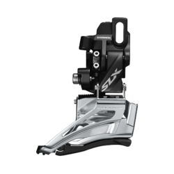 Shimano SLX 2x11 Front Derailleur Model: Direct Mount (Down Swing)