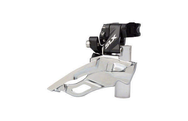 Shimano SLX Front Direct-Mount Derailleur (Triple, Down Swing) Model: Multi Clamp