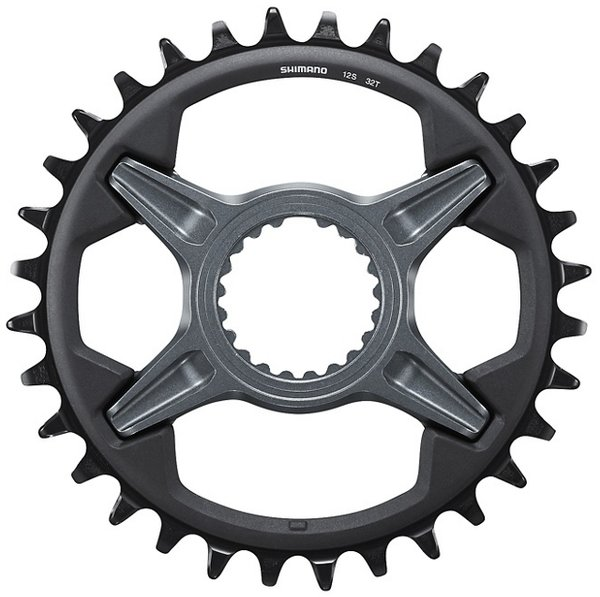 Shimano SLX SM-CRM75 Chainring for FC-M71 Color: Black