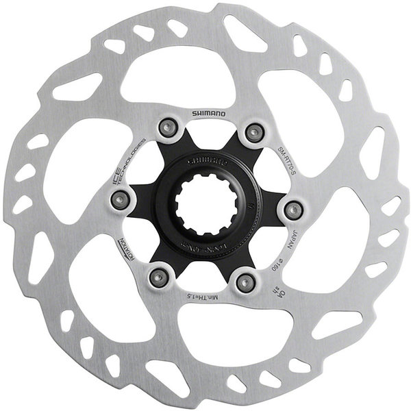 Shimano SLX SM-RT70-SS Center Lock Rotor