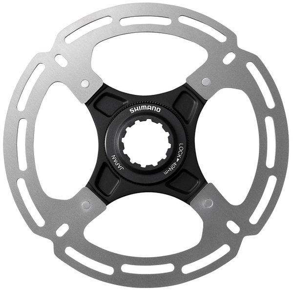 Shimano Metrea SM-RT500 Ice Tech Center Lock Disc Brake Rotor Size: 140mm