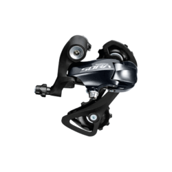 Shimano Sora SS9-Speed Rear Derailleur Model: Short Cage