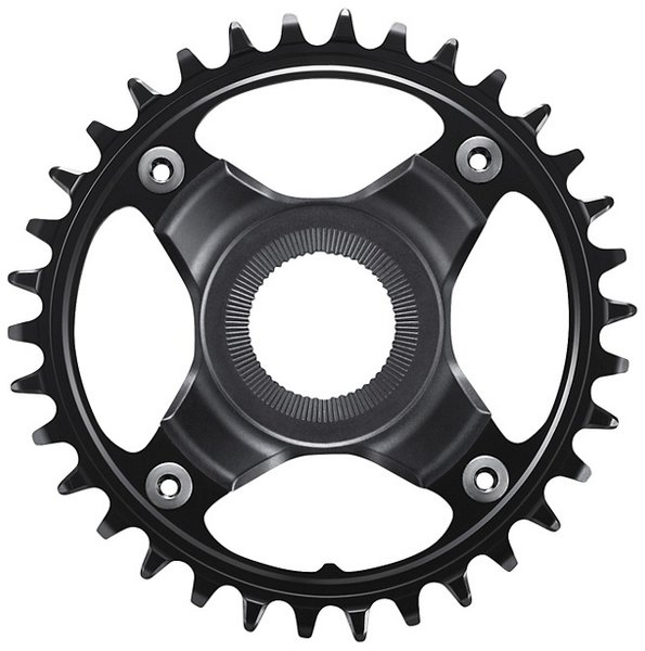 Shimano Steps SM-CRE80-12 Chainring Color: Black