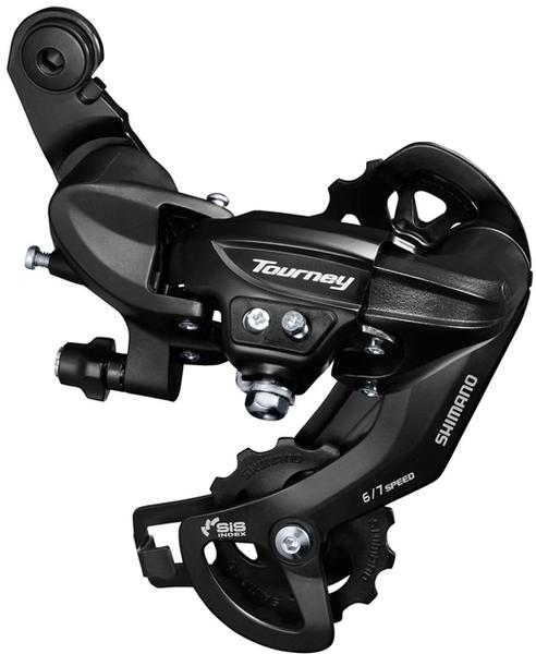 Shimano Tourney TY-300 Rear Derailleur Cage Length: Long Cage