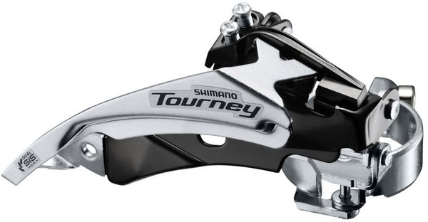 Shimano Tourney TY FD-TY510-TS3 Front Derailleur