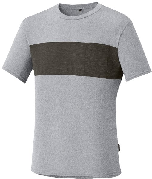 Shimano Transit T-Shirt Color: Alloy