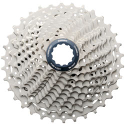 Shimano Ultegra R8000 11-speed Cassette Color: Silver