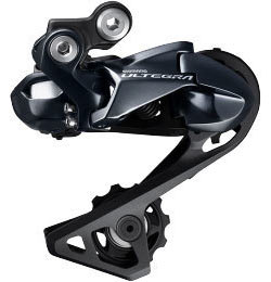Shimano Ultegra R8050 Di2 Shadow Rear Derailleur Model: Short Cage