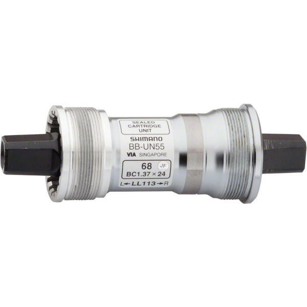 Shimano UN55 Square Taper English Threaded Bottom Bracket