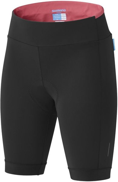 Shimano W's Shimano Shorts Color: Black