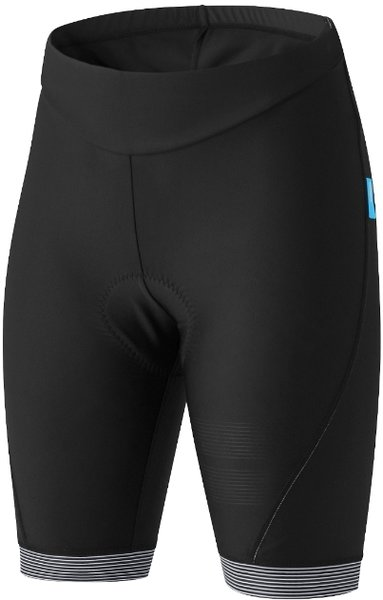 Shimano W's Team Shimano Shorts Color: Black