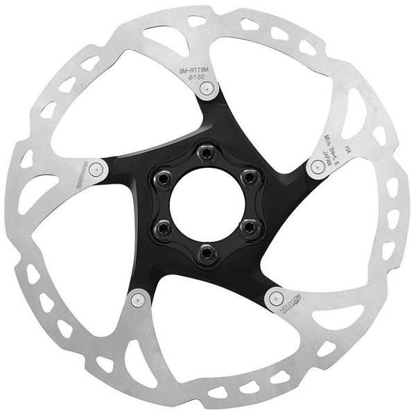 Shimano XT SM-RT76 6 Bolt Disc Brake Rotor
