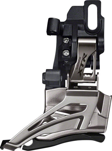 Shimano XTR Mechanical Front Derailleur (Direct Mount) Model: Down Swing/Dual Pull (Double)