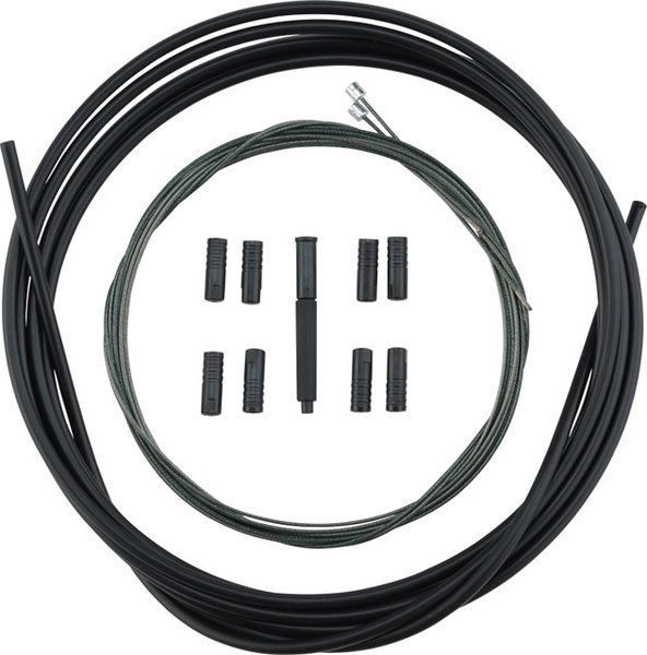 Shimano XTR SP41 Polymer-Coated Derailleur Cable Set