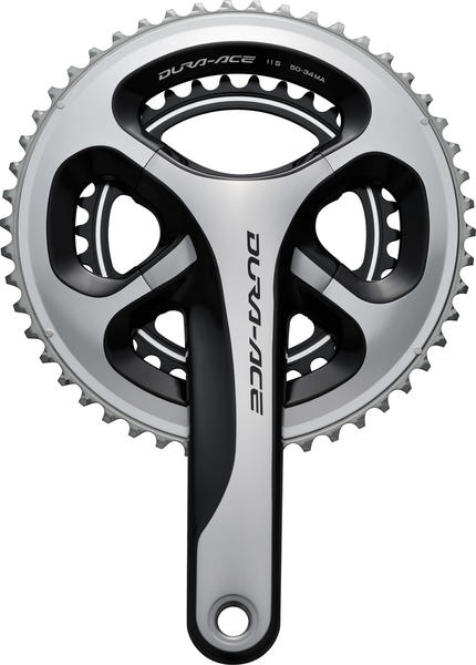 Shimano Dura-Ace 11-Speed Hollowtech II Crankset