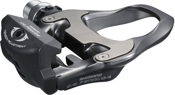 Shimano Ultegra SPD-SL Pedals Color: Glossy Gray