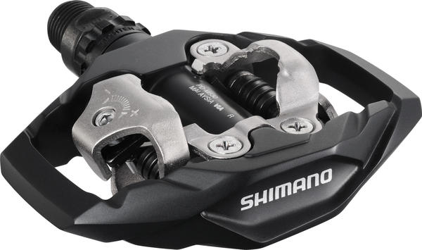 Shimano PD-M530 SPD Pedals Color: Black