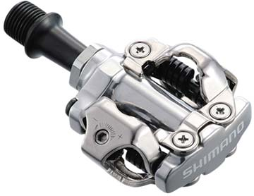 Shimano PD-M540 Pedals Color: Silver