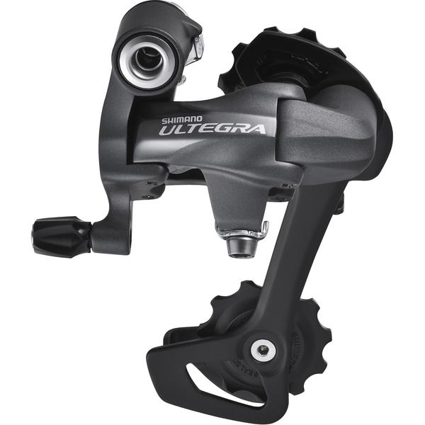 Shimano Ultegra Rear Derailleur (Long-cage) Color: Glossy Gray