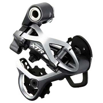 Shimano XTR Rear Derailleur, Top Normal (Medium Cage)