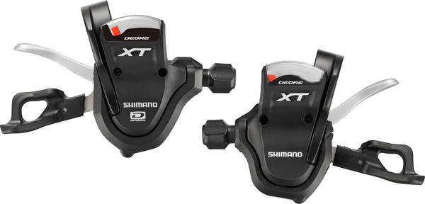 Shimano Deore XT Dyna-Sys 10-Speed RapidFire Plus Shifter Set