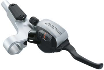 Shimano Deore XT Dual Control Lever (Hydraulic Disc Brakes) - New