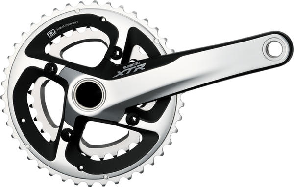 Shimano XTR Hollowtech II Race Crankset (Double)