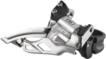 Shimano Deore XT Dyna-Sys 10-Speed Double Front Derailleur (Top Swing)