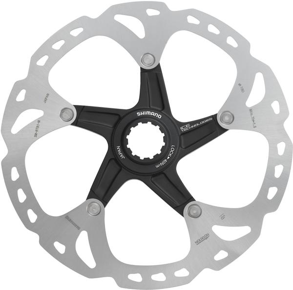 Shimano Deore XT Center Lock Ice-Tech Rotor (180mm)