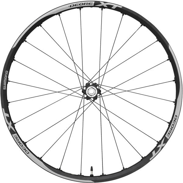 Shimano Deore XT Cross Country Disc Tubeless Front Wheel (15mm through-axle)