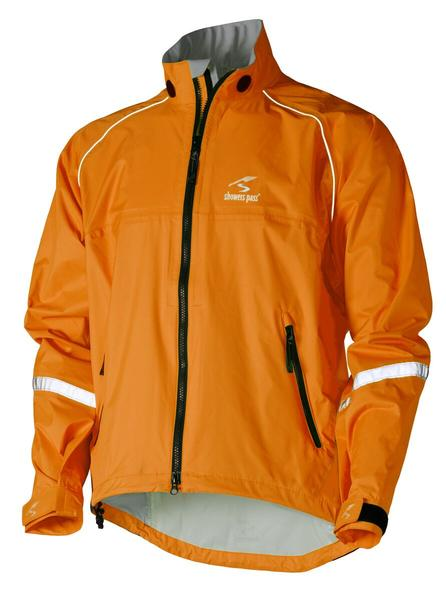 Showers Pass Club Pro Jacket Color: Rust