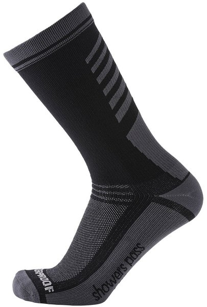 Showers Pass Lightweight Waterproof Socks - Crosspoint Classic Color: Black