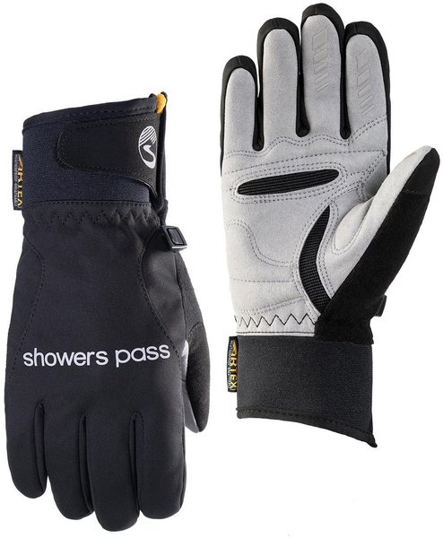 Showers Pass Women's Crosspoint Wind Glove Color: Black