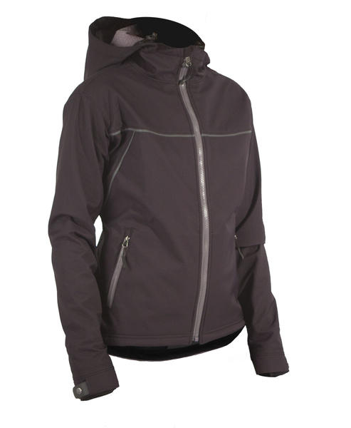 Showers Pass Rogue Hoodie - Women's Color: Black/Gray