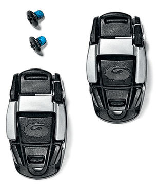 Sidi Caliper Buckles Color: Black/Gray