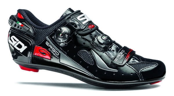 Sidi Ergo 4 Carbon Color: Black