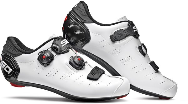 Sidi Ergo 5 Mega Color: White/Black