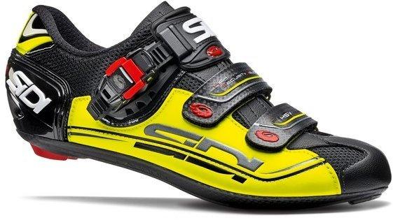 Sidi Genius 7 Black/Yellow/Black