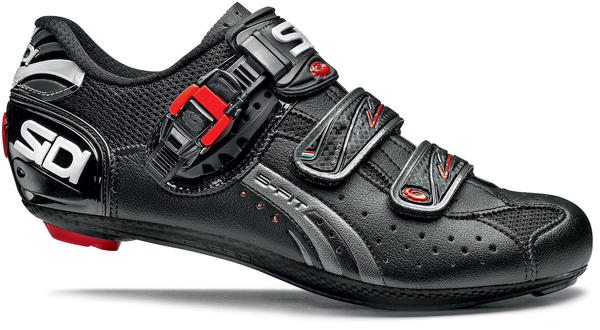 Sidi Genius Fit Carbon Shoes Color: Black